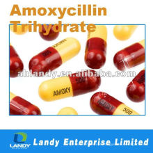 Pó de amoxicilina Trihydrate