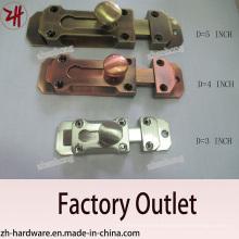 Perno de montaje de puerta de aleación de zinc y tornillo de montaje de ventana (ZH-8072)