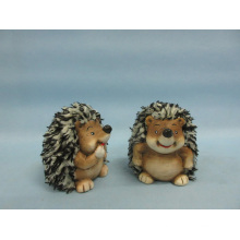 Hedgehog Shape Ceramic Crafts (LOE2530-C7)