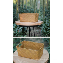 (BC-ST1037) Hot-Sell Handcraft Natural Straw Basket