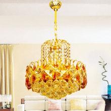 2017 nouveaux produits antique fer classique pendentif lampe petit lustre éclairage