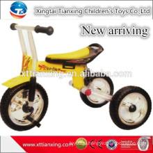 Пластиковая детская одежда для продажи в автомобильной игрушке, дешевый трехколесный велосипед для детей