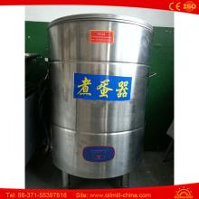 Stainless Steel 100kg/H Quail Egg Boiling Machine Electric Egg Boiler