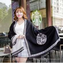 2016 comfortable best selling wool blanket women lady fashion scarf