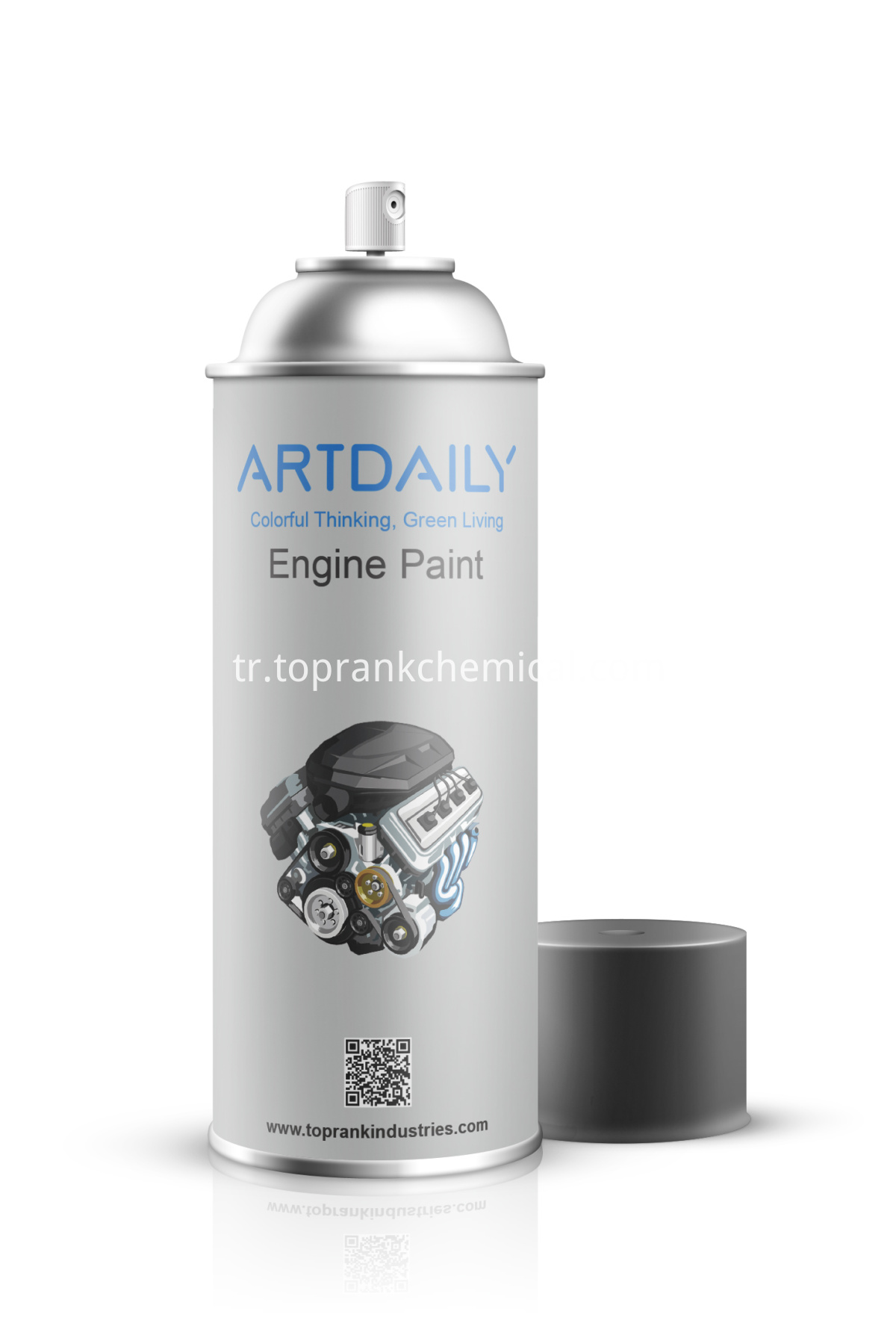 engine paint