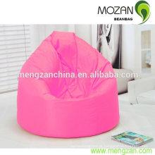 Colorido saco de feijão cadeira sala de estar feijão saco de móveis