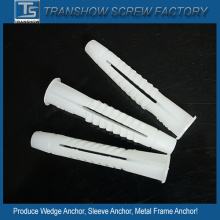 Chinese Factory Hot Sale M12*70 PE Nail Plugs