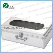Fashion Craft Aluminum Tissue Package Cases (HX-P0026)