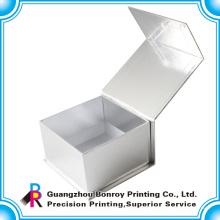 Kundenspezifisches umweltfreundliches Geschenk-Pappschachtel Dekorationshausdesign