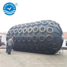 Pára-choque de borracha pneumático marinho de 2.0 * 3.5 m com pneumático dos aviões