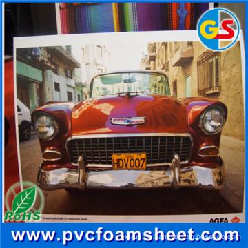 High Quality 1-40mm Thickness Forex Sheet PVC Foam Board