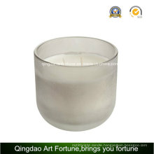 3 Wick Filled Wax Glass Tumbler Candle in China