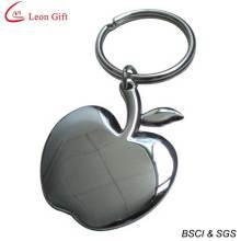 Логотип Apple металлический брелок (LM1667)