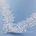 Large Blush Lce Ribbon Crochet Dentelle