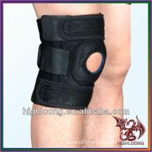 Highloong Suited ArthritisBlack Neoprene Knee Support