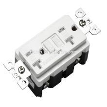 BAS-005 american tamper-resistant 20A 1LED gfci receptacles