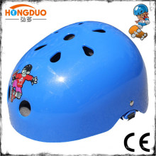 Design clássico de capacete infantil de alta qualidade