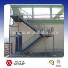 industry steel stairs for workshop or warehouse