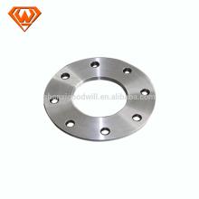 bride filetée de haute qualité en aluminium
