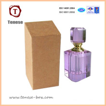 Emballage de parfum Boîte cadeau en papier Kraft