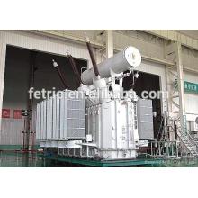 Oil immersed type 66kV 110kV 50mva power transformer