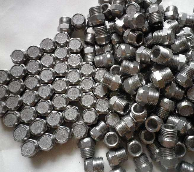 Sintered Metal Powder Filter Core Material