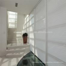Decente 100% a prueba de luz persianas shangri-la a bajo precio