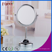 Fyeer Double Side Turnover Round Makeup Table Mirror (M5128)