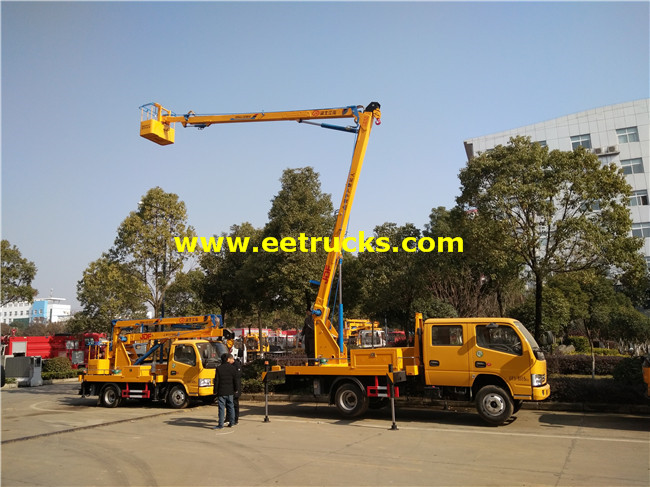 10m ISUZU Aerial Platform Vehicles