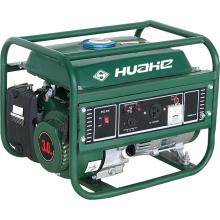 HH1500-A04 Gerador de gasolina pequena verde da potência (1KW-1.1KW)