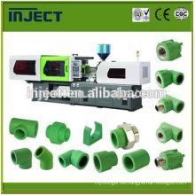 Máquina de moldeo por inyección de tubos de PVC fabricada en China