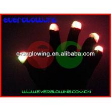 étonnant gants lumineux
