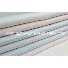 Tissu uni de popeline de mélange de coton de T / C de polyester