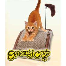 Furry Play Toy von Emery Cat Board für Katze