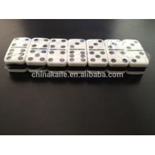 Zwei Ton Dominoe Blöcke Modell 5010