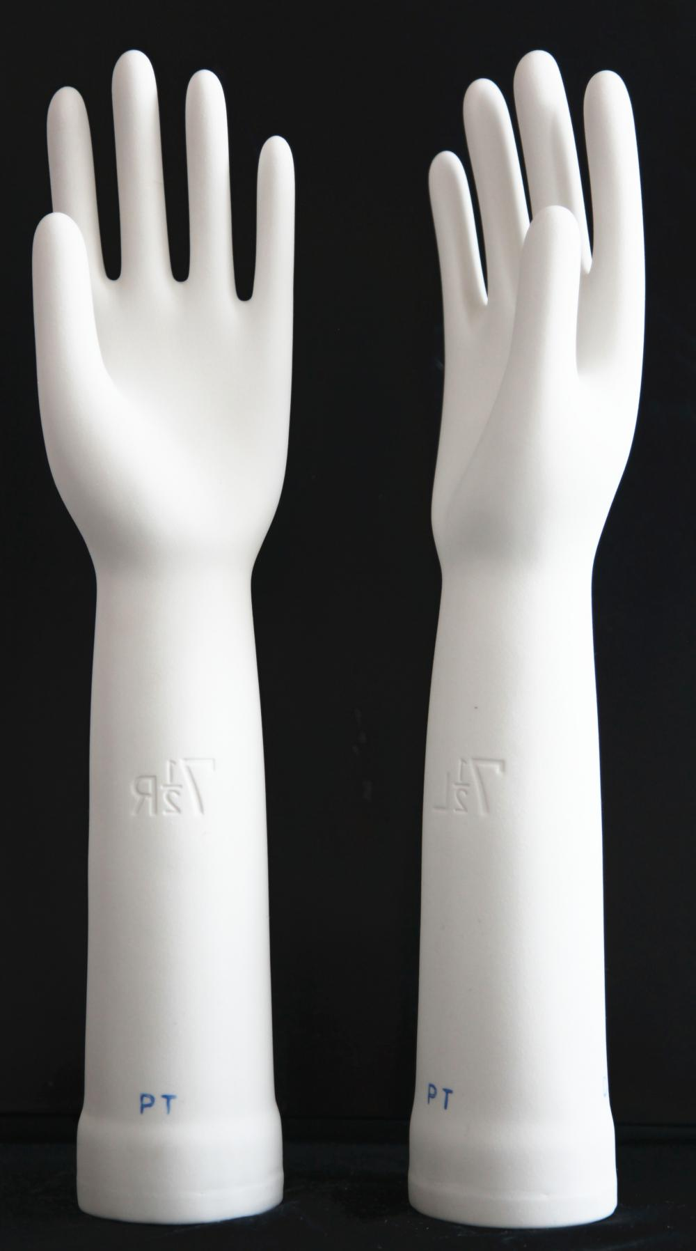 Surgical Glove Former