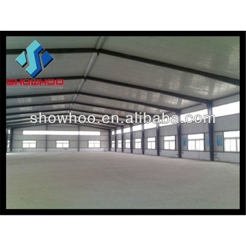 Prefab building industrial shed shop design