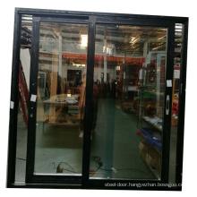 Office aluminum multi track sliding door/aluminum glass doors