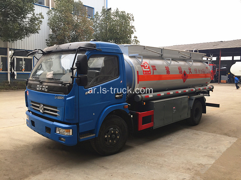 DFAC 8m³ Light Fuel Transport صهريج شاحنة