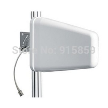 8dB High Gain LPDA Universal Antenna 700-2700MHz 4G Outdoor Directional Antenna For Cell Phone Signal Booster