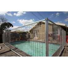 Hot Dipped Galvanized Metal Swimming Pool Fence Xm-07