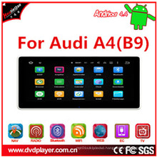 Android 4.4 10.25inch Car GPS for A4 (B9) GPS Navigation Hla 8861