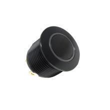 UL impermeável LED iluminado botão interruptor