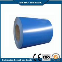 Dx53D prélaqué couleur enduit d'enroulement en acier galvanisé
