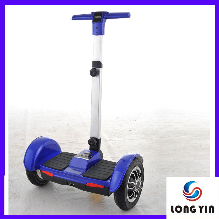 10inch hoverboard with handle 1