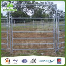 Стальной конный забор