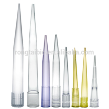 Rongtaibio Yellow Pipette tips