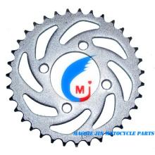 Motorrad Teile Heckkettenrad für Motorrad Smash