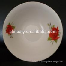 tigelas de sopa redondas de cerâmica em venda quente