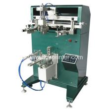 Impresora de la pantalla neumática de la botella del cilindro de TM-400e Auto Dia 125m m
